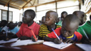 Overflowing classrooms are a common problem in some of the most rural areas, where access toeducation remains a challenge