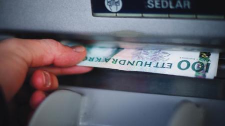 Sweden cashless