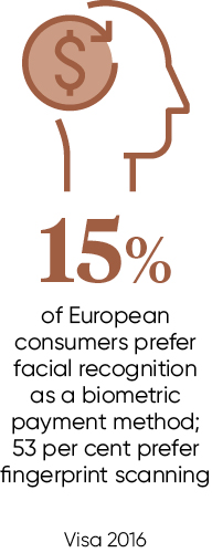 Future of Payments special report Raconteur Biometrics