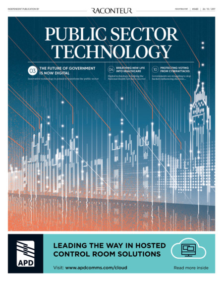 Public Sector Technology Cover Raconteur