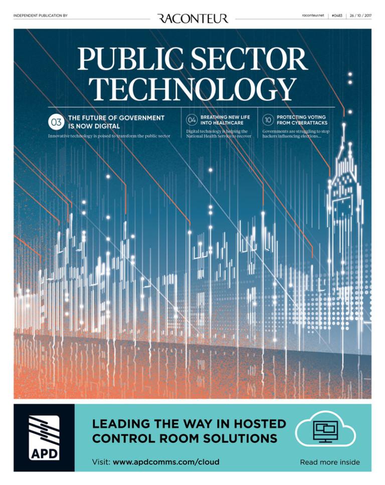 Public Sector Technology Cover Raconteur