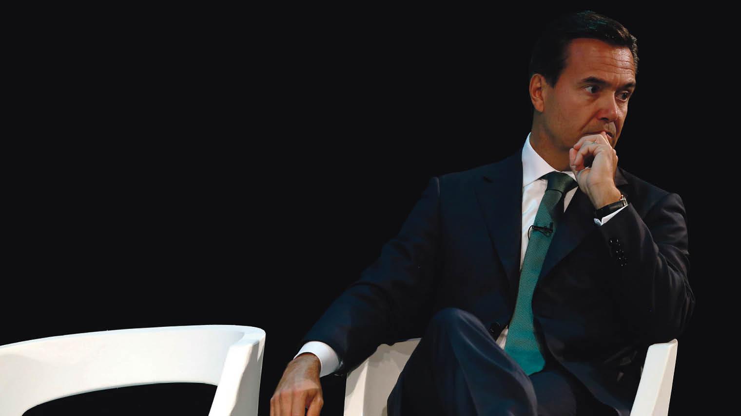 António HortaOsório, CEO of Lloyds Banking Group