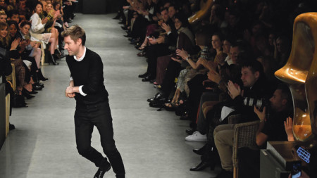 Burberry CCO Christopher Bailey