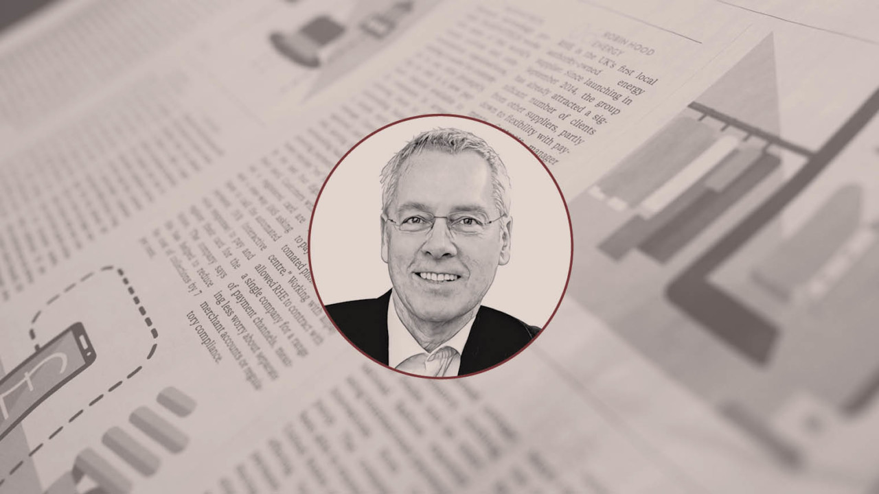 Julian David, chief executive techUK