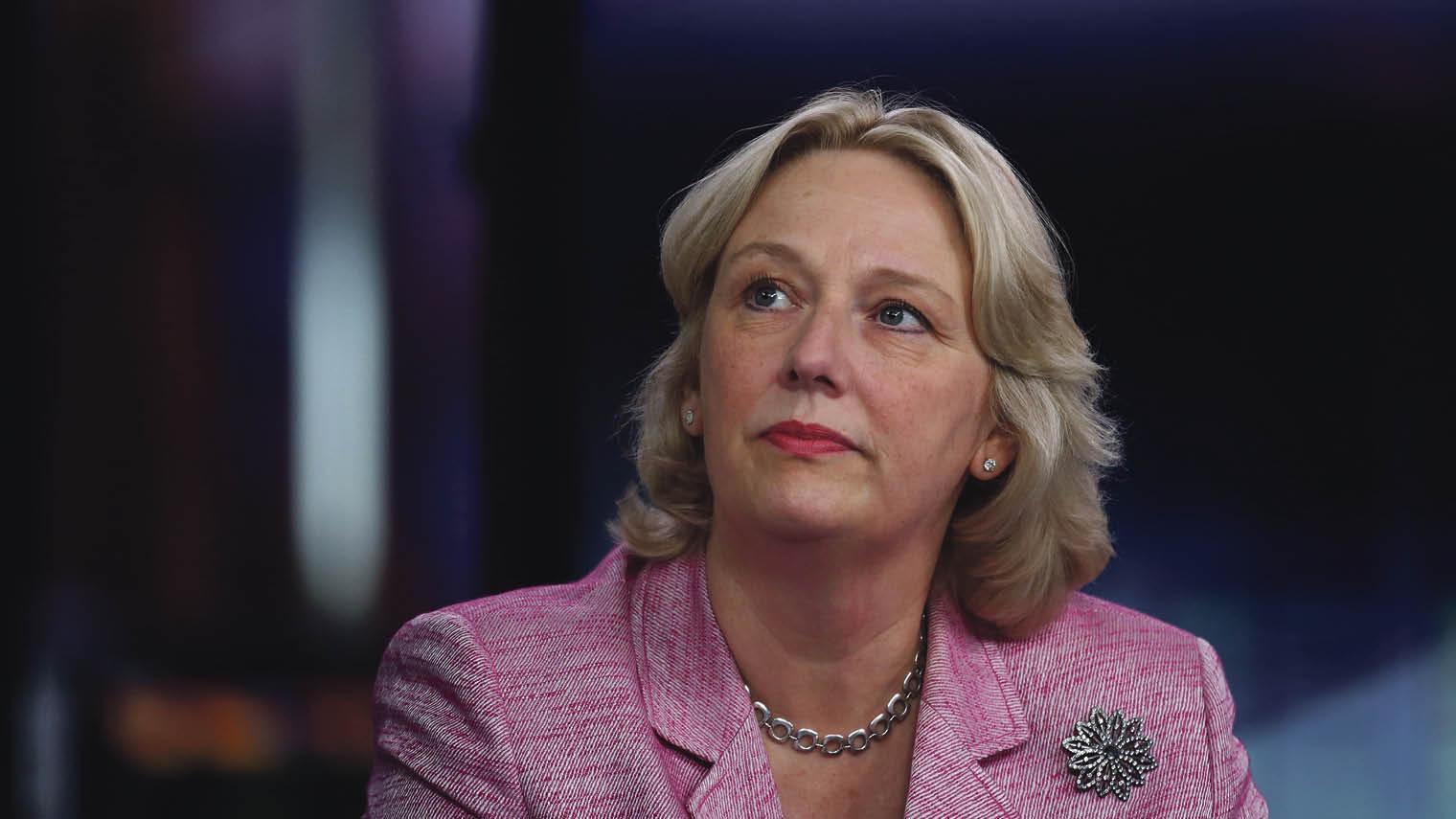 Jayne Anne Gadhia, CEO of Virgin Money
