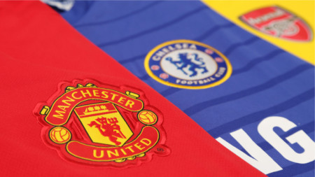 Premier badgers: Manchester United, Chelsea and Arsenal