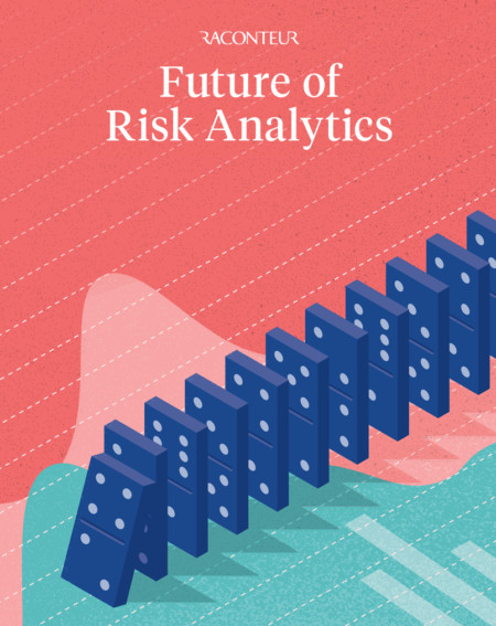 Future of Risk Analytics report cover