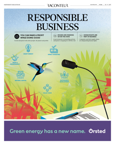 raconteur.net - Responsible Business 2017