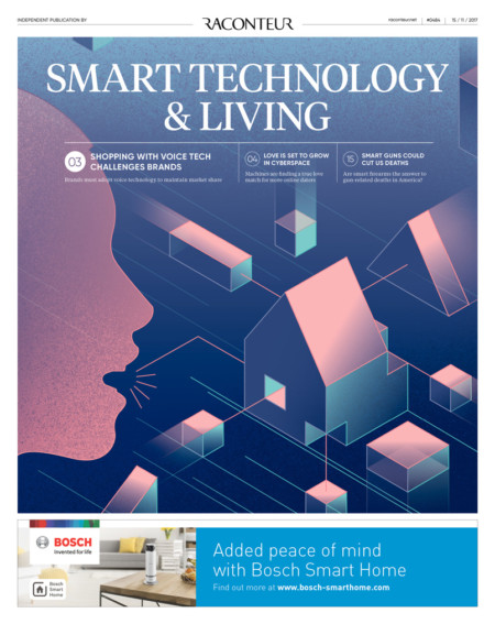 Smart Technology & Living special report cover