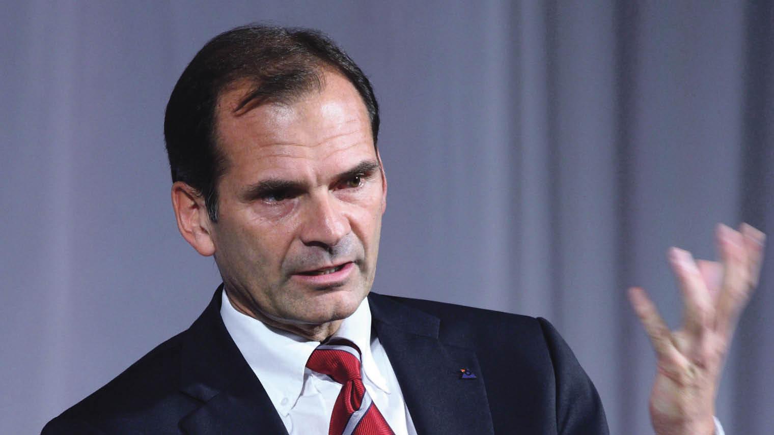 Tetra Pak CEO Dennis Jönsson