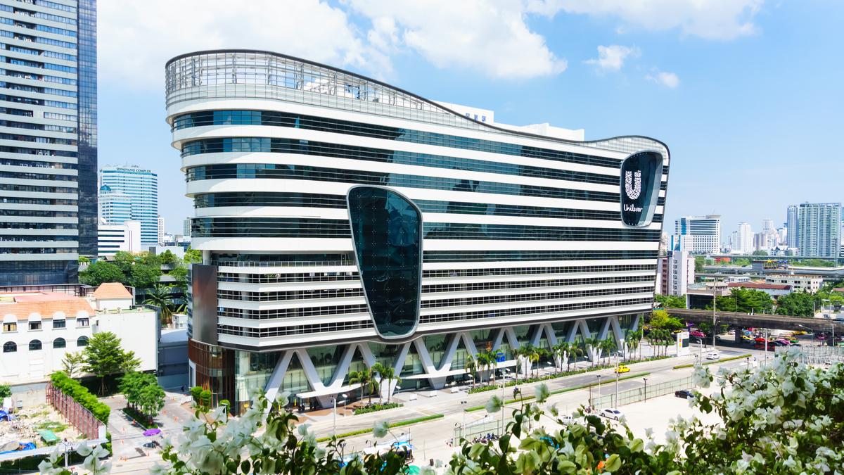 Unilever Building Bangkok Thailand