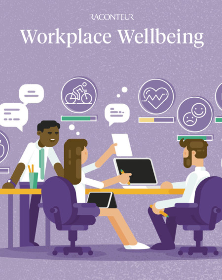 Workplace Wellbeing cover