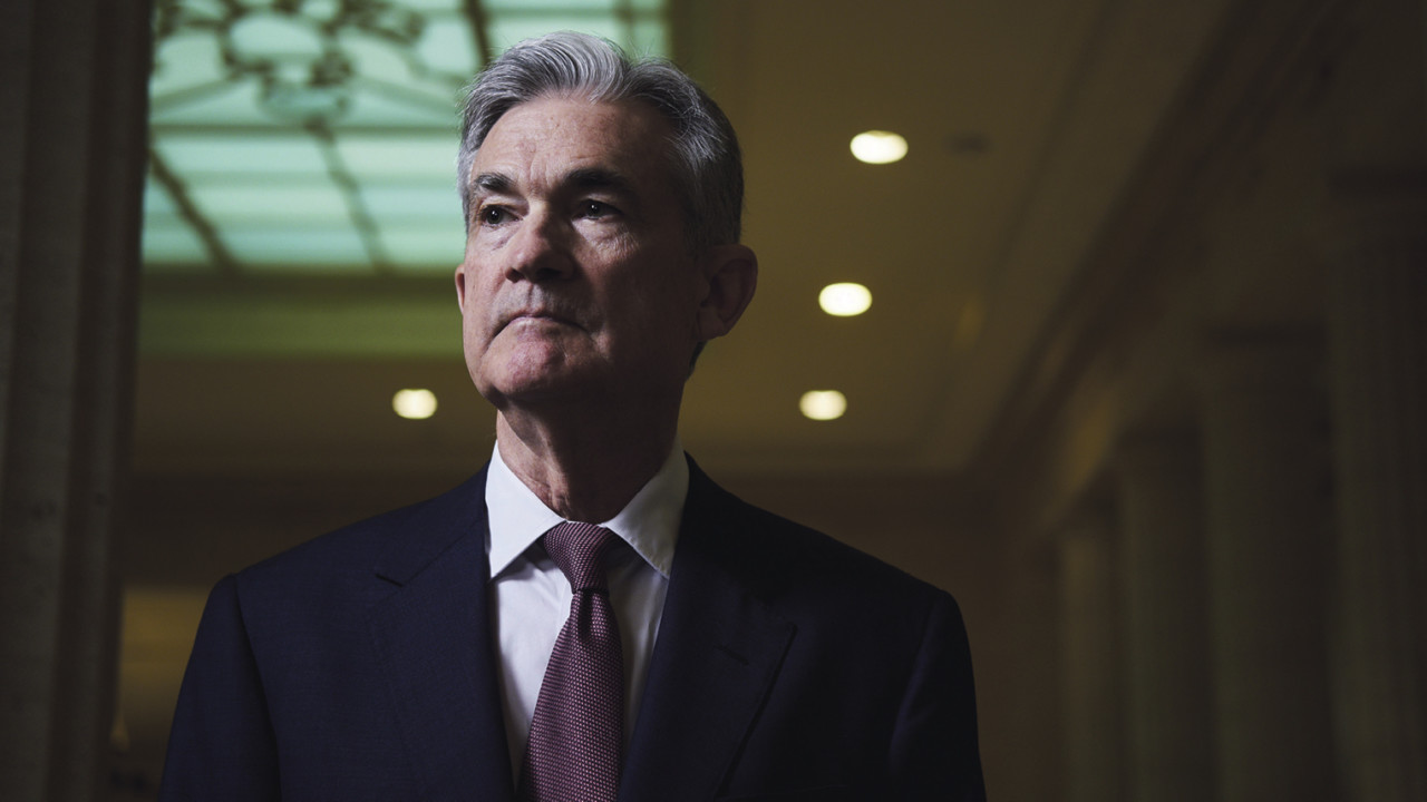 Mr Powell US Federal Reserve