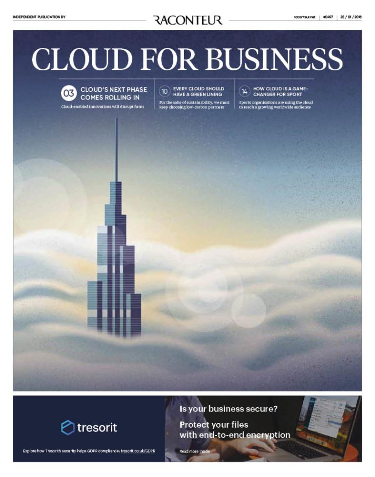 cloud for business 2018 archives raconteur