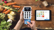 Card payment using iZettle
