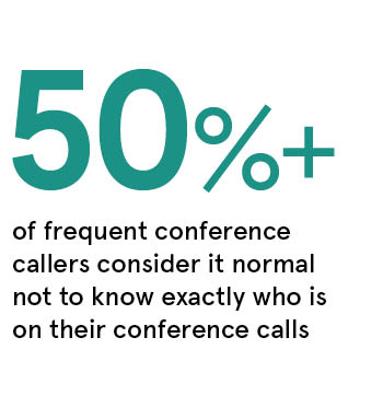 Conference calls and client security - Raconteur
