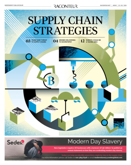 Supply Chain Strategies special report 2018 cover