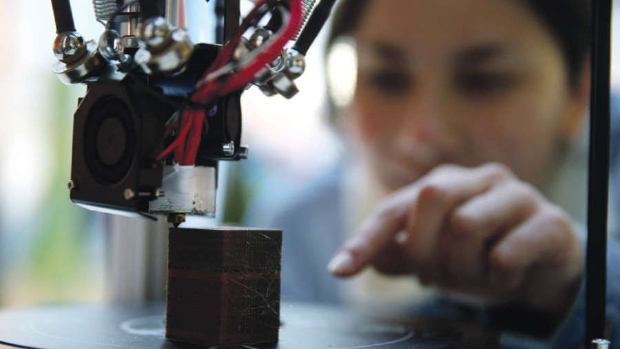 3D printing product development
