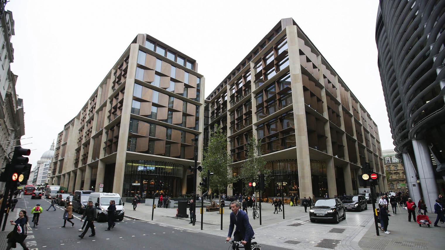 Bloomberg London HQ