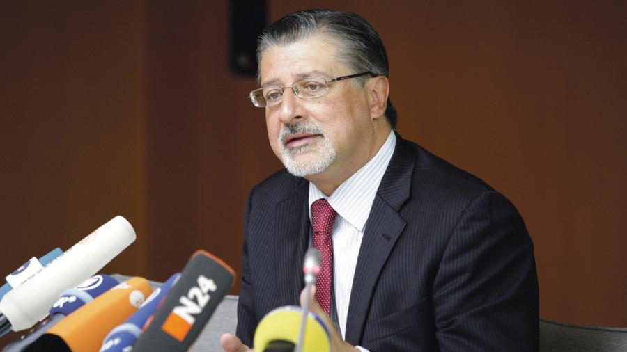 IRENA director general Adnan Amin