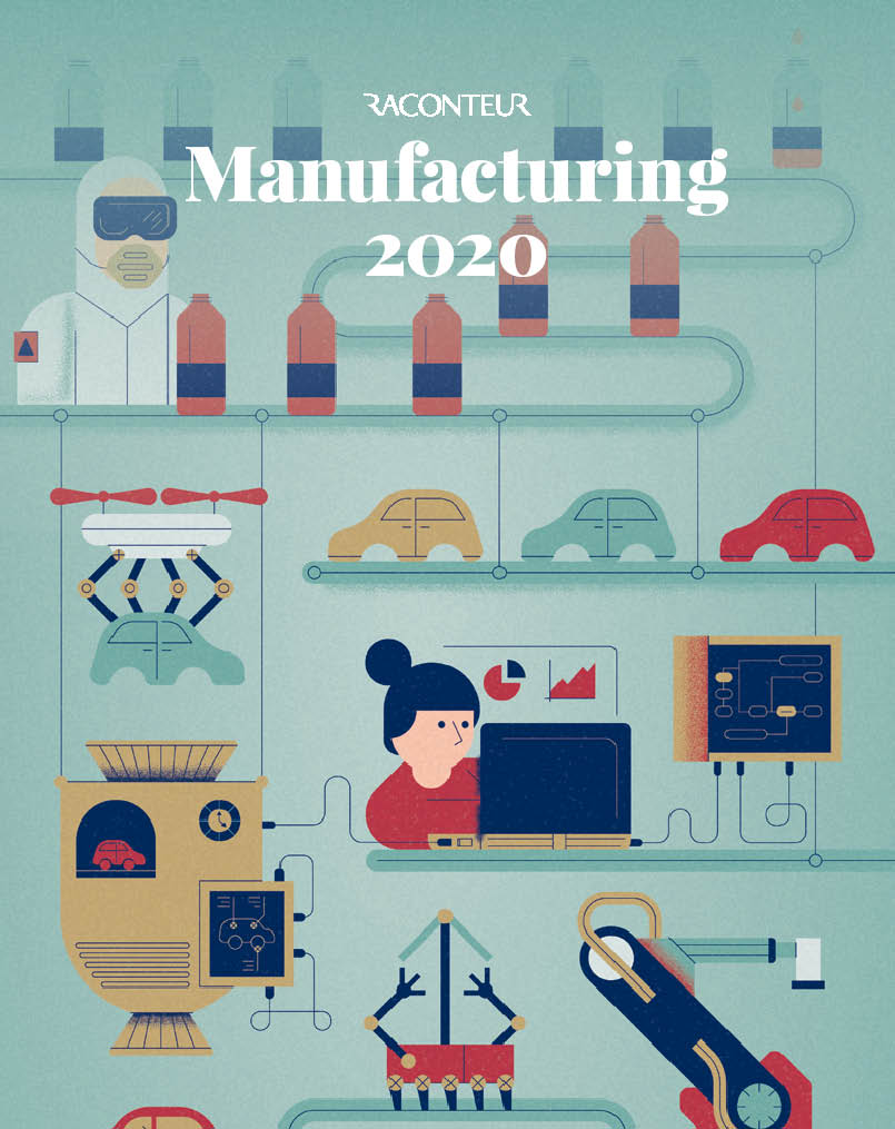 Manufacturing 2020' Archives - Raconteur