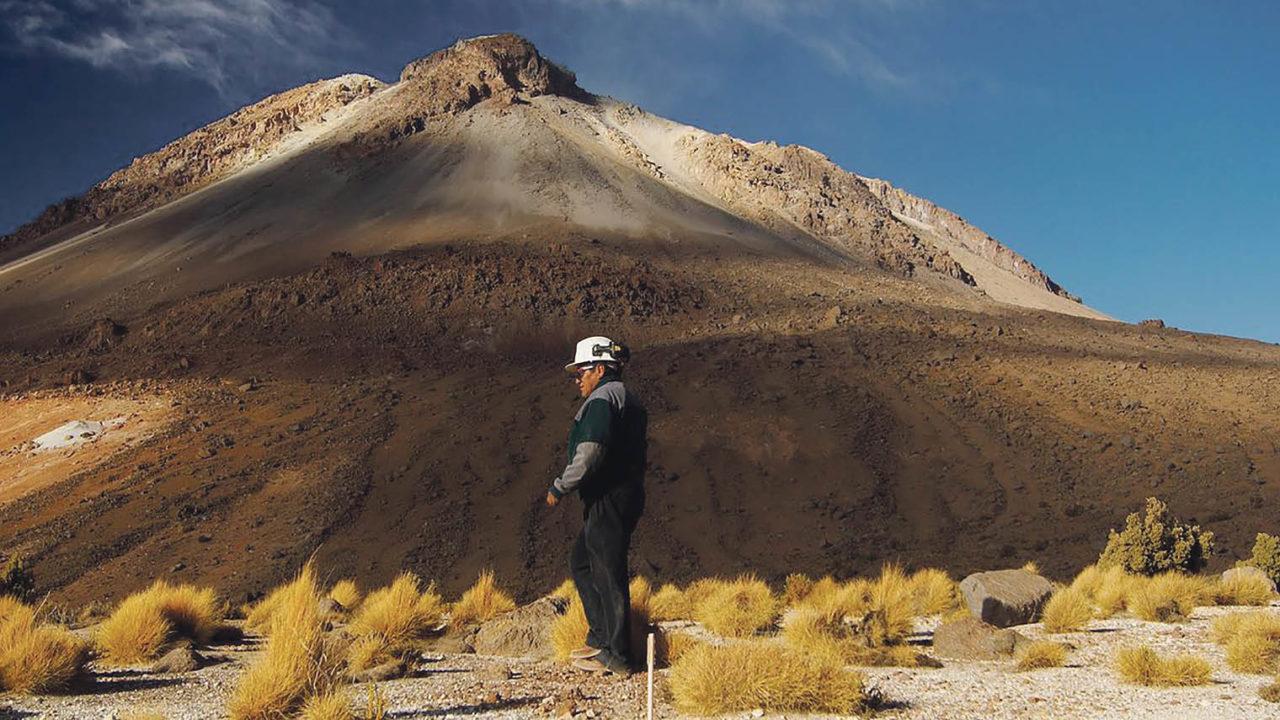 Glencore's Collahuasi copper operation in Chile
