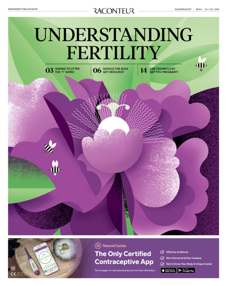 Understanding Fertility special report cover