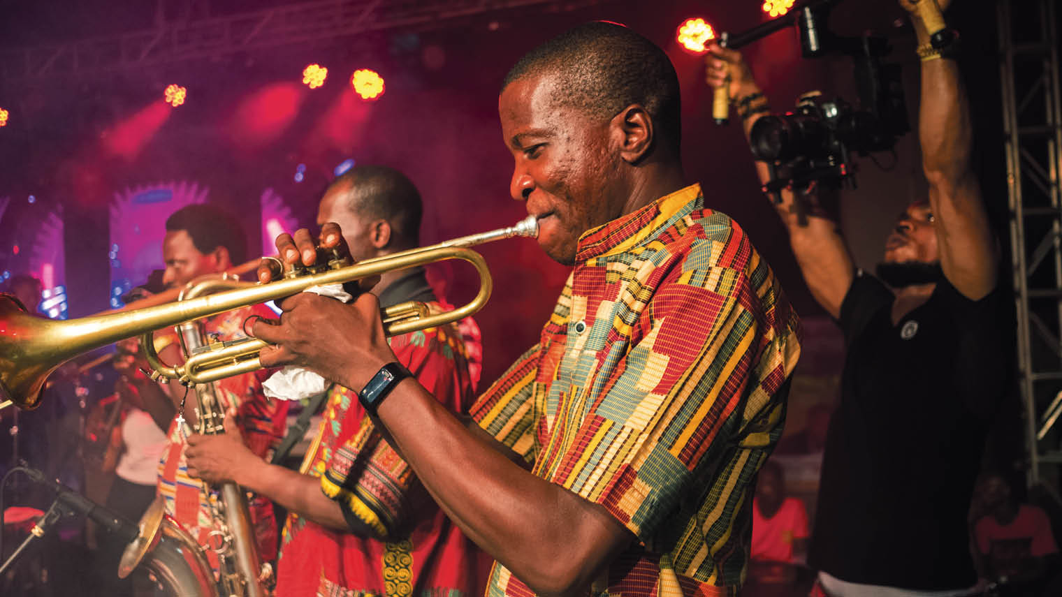 Afropolitan vibes festival in Lagos, Nigeria