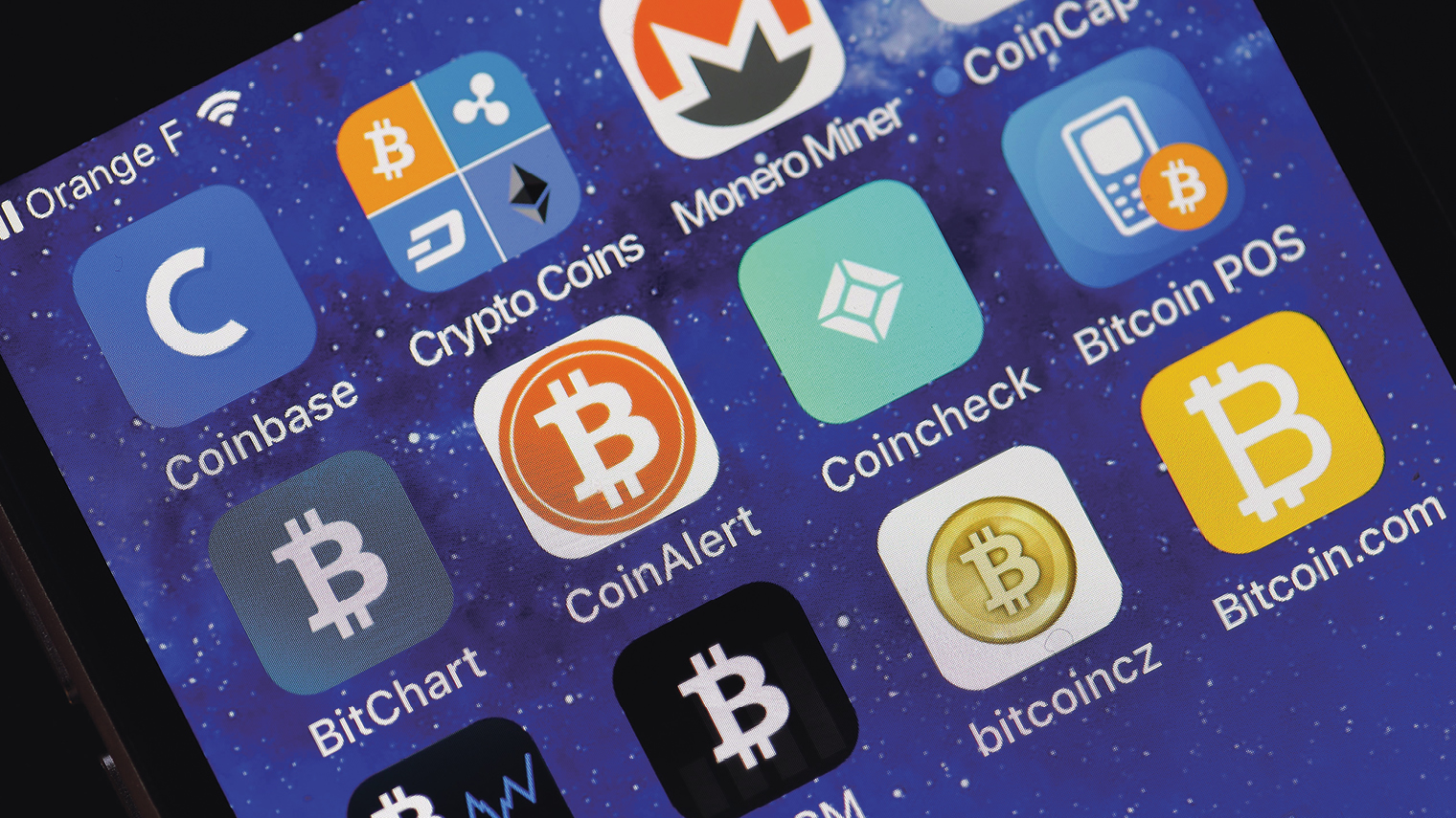 user experience on online cryptocurrency trading platforms