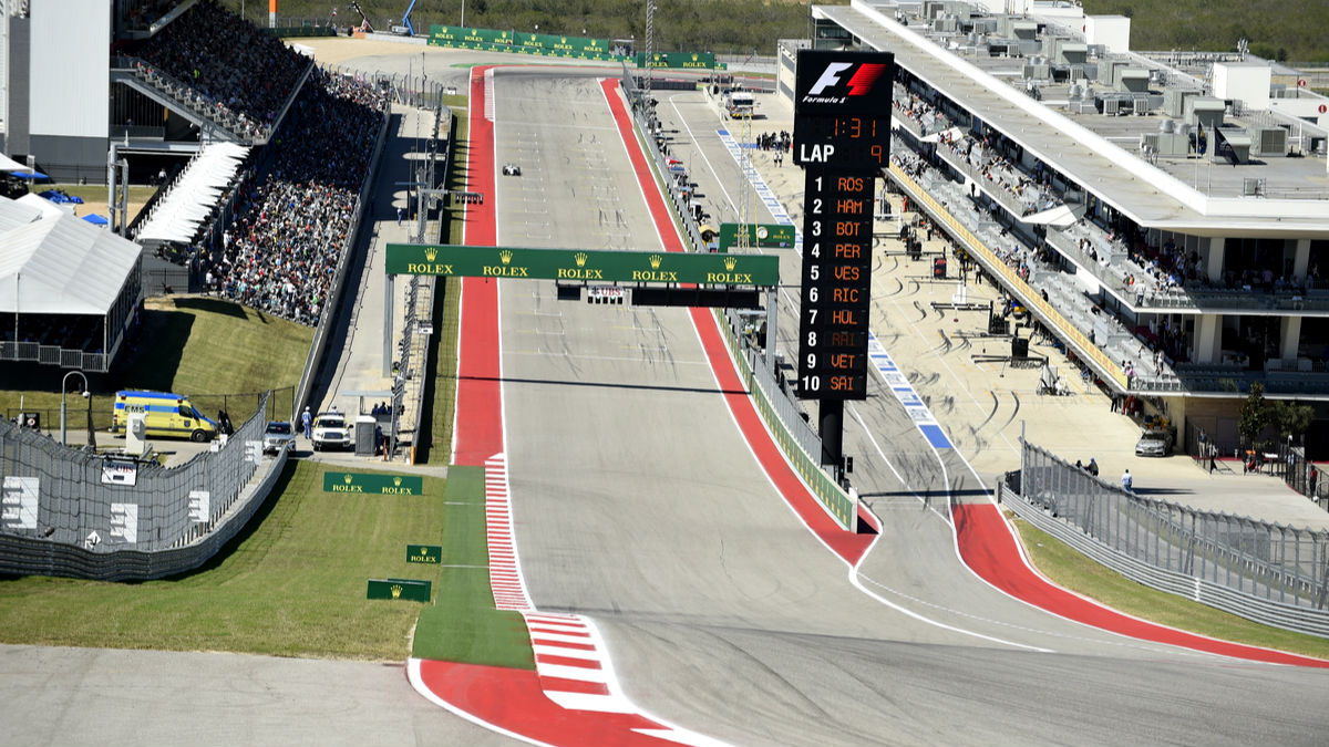 Circuit of the Americas Austin Texas
