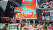 digital advertising boards in new york city