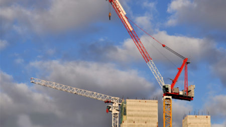 Five technologies changing construction
