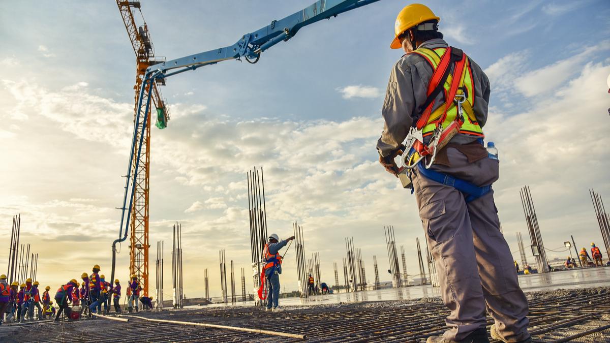 Futuristic Construction Technology