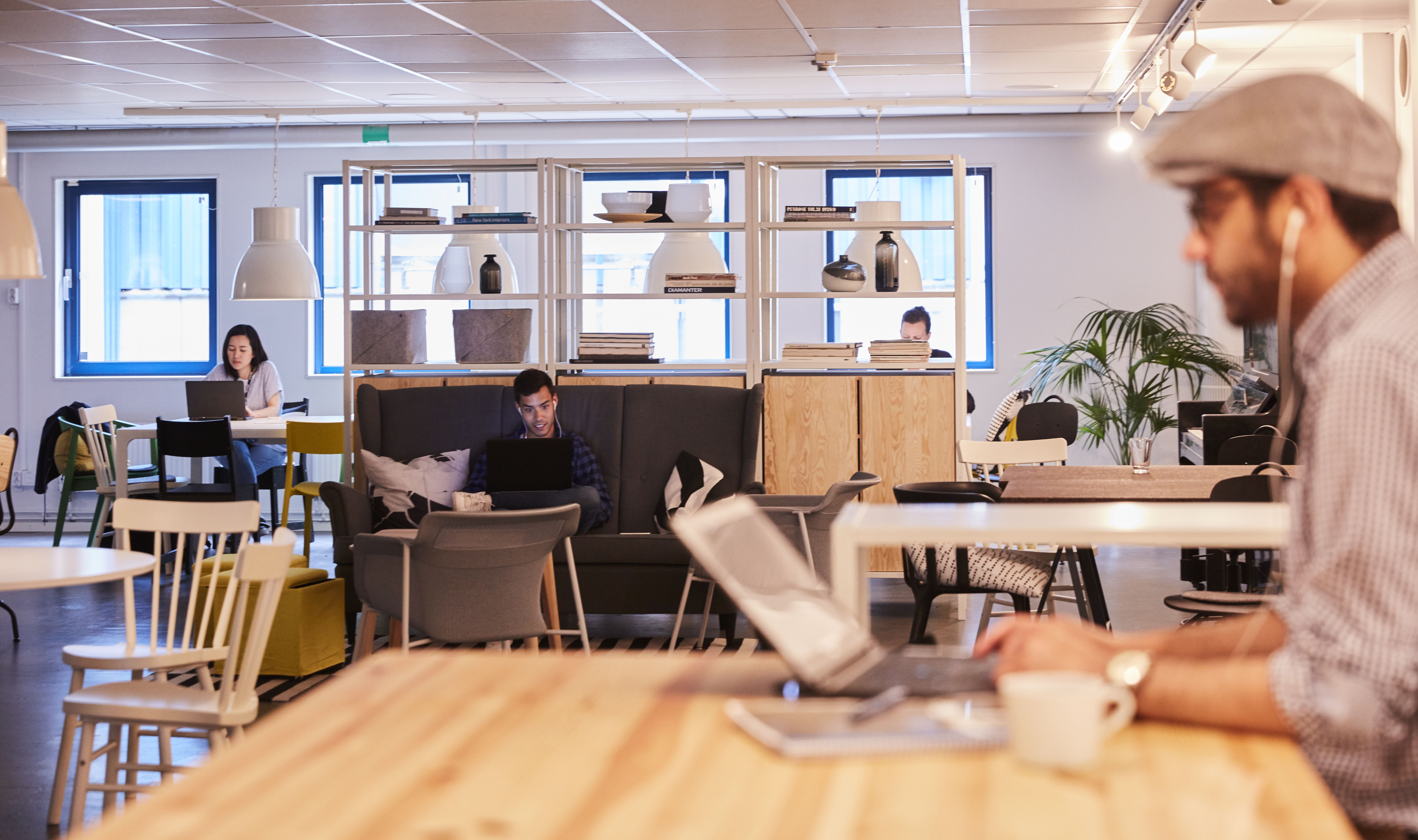 Office Design Space Intended Jill Reedman Country Interior Design Manager Ikea Uk And Ireland Designing The Perfect Work Space For Your Organisation
