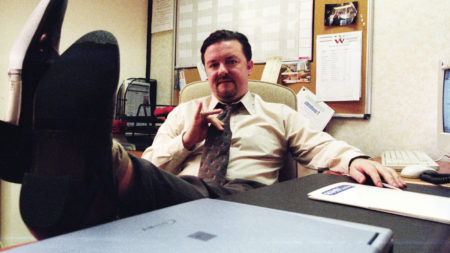 david brent the office middle managers