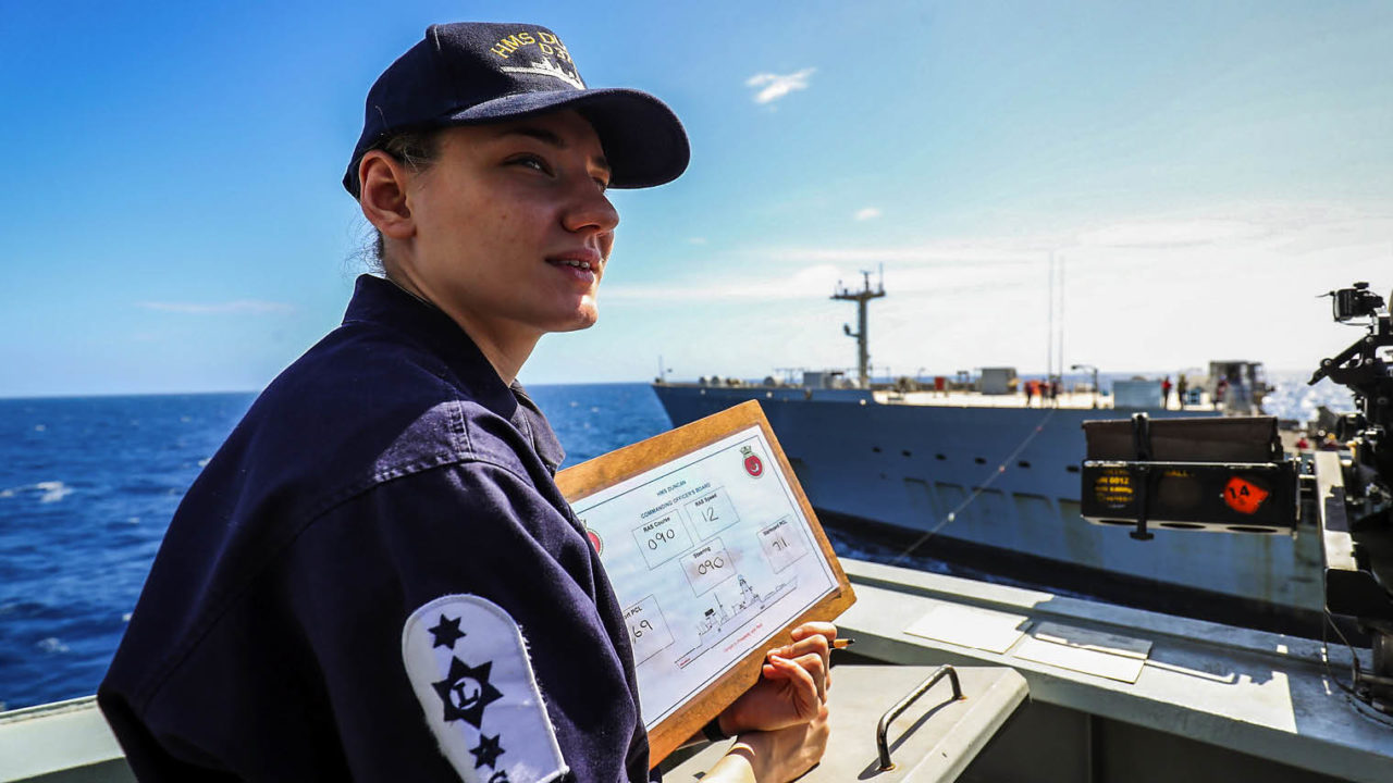 Maritime diversity: how the industry is improving for women