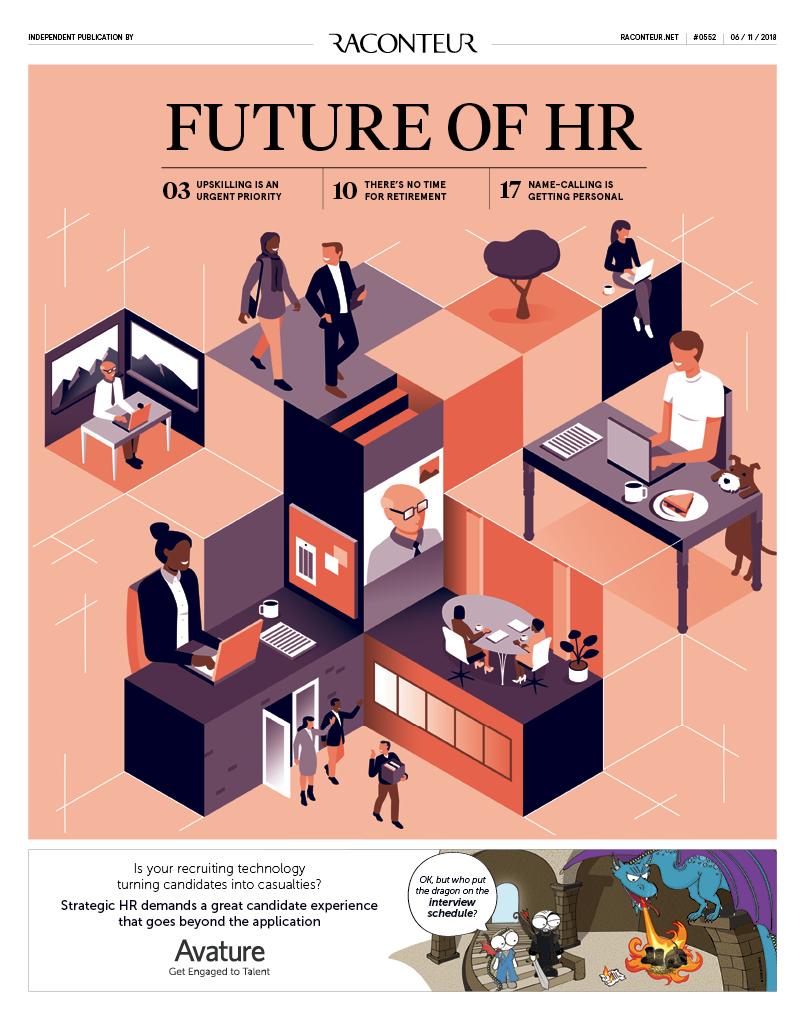 Future Of Hr 2018 Archives Raconteur