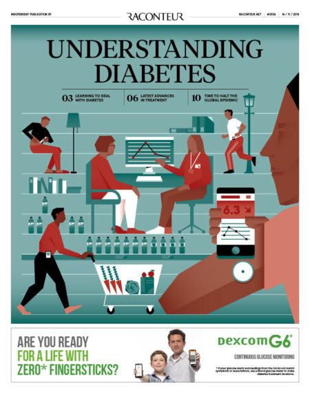 Finding a type 1 diabetes cure: How tech could help