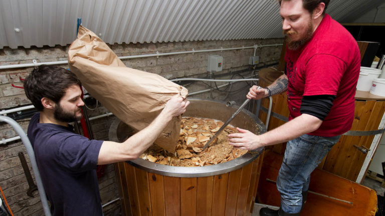 Rethinking food waste as a resource