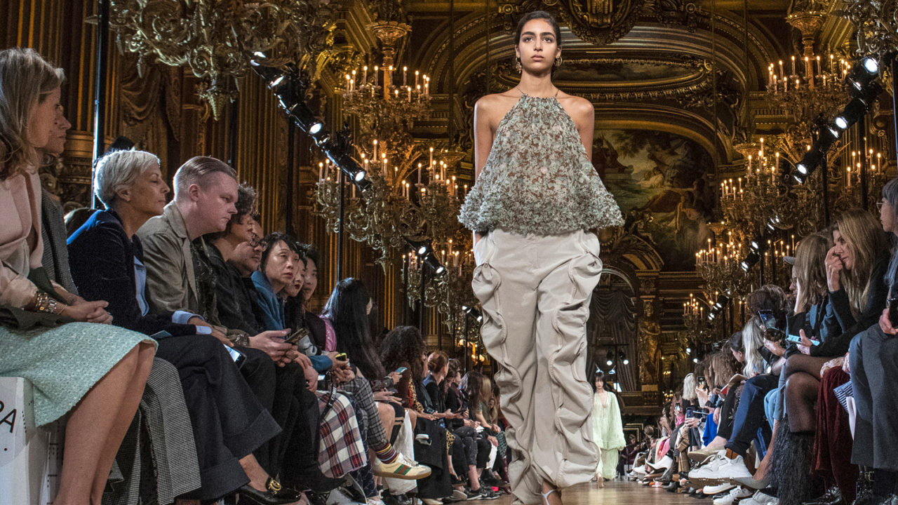 921c240eac2 Stella McCartney spring-summer 2019 fashion show in October; the brand  recently launched diversity bias training for employees and is working with  The ...