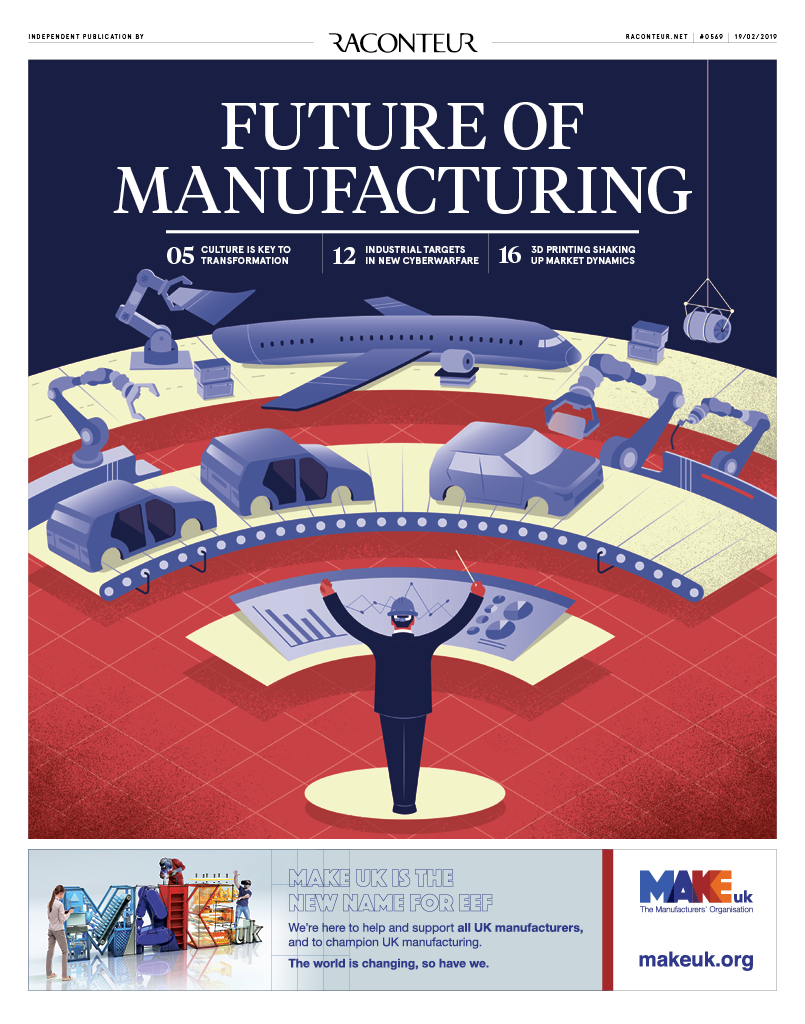 Future of Manufacturing 2019 Archives