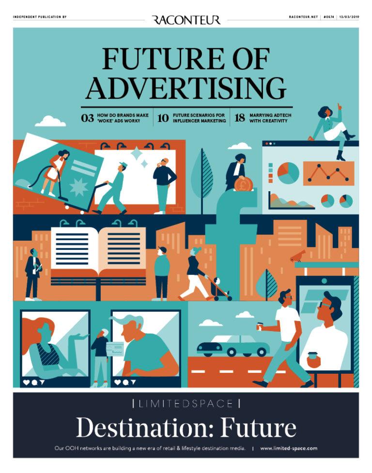 Future of Advertising 2019 - Raconteur