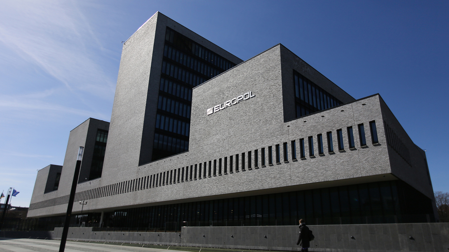 Europol HQ in the Hague