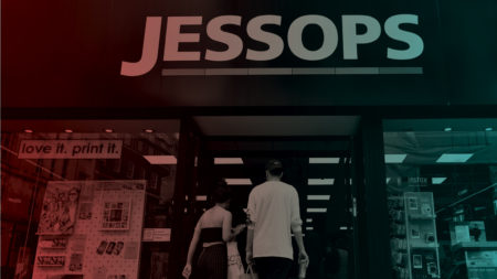 Jessops storefront after business turnaround