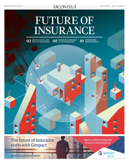 Future of Insurance cover 2019