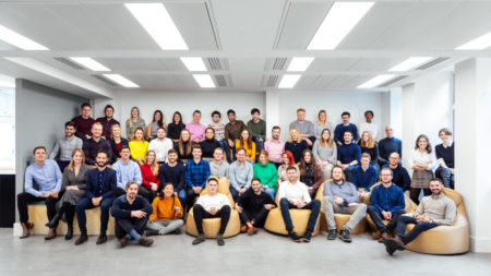 Raconteur team - new focus on improving diversity in the worlplace