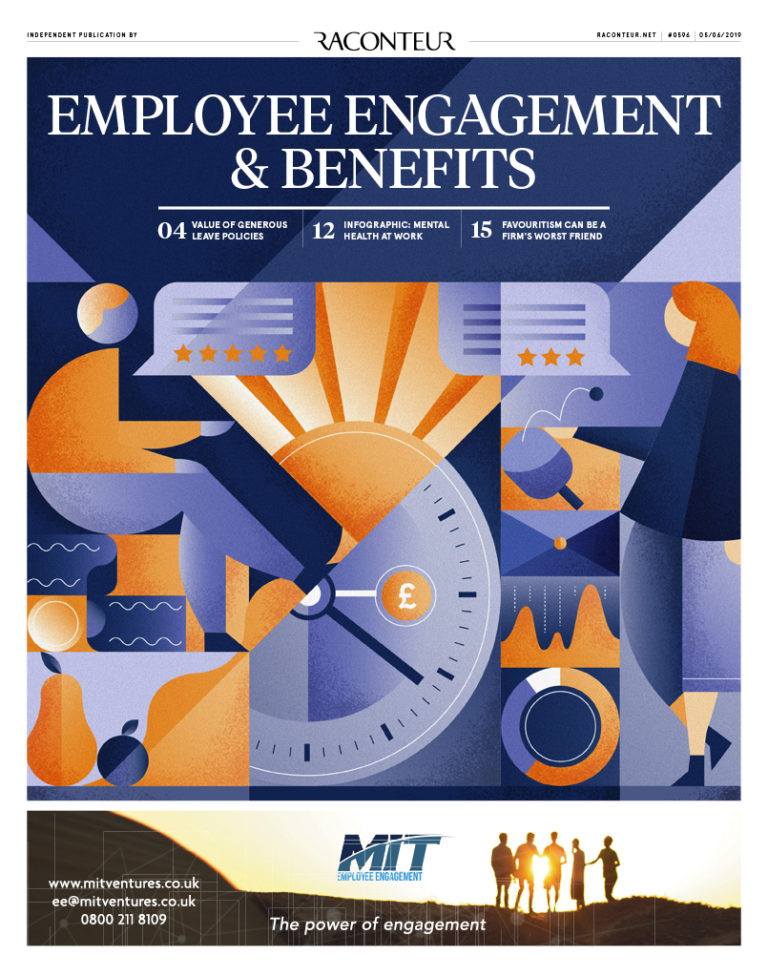 Employee Engagement & Benefits 2019 Archives - Raconteur