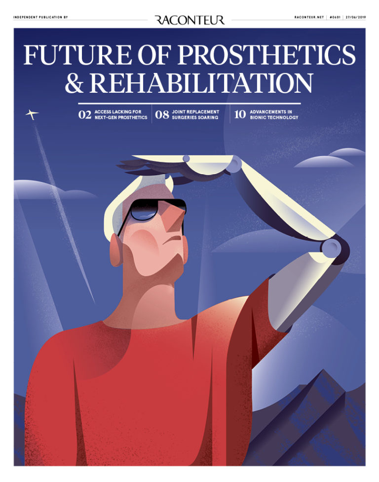 Future of Prosthetics and Rehabilitation Archives - Raconteur