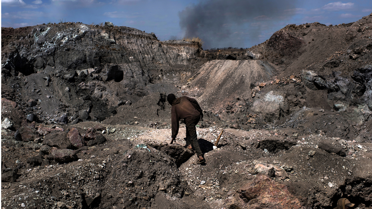 Cobalt mining in the DRC: the dark side of a clean future