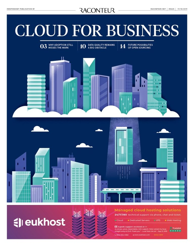 Cloud for Business Cover